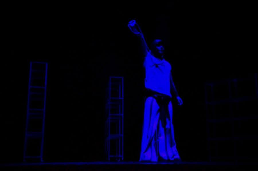 Der gute Mensch von Sezuan Minotauros Kompanie inklusives Theater 005