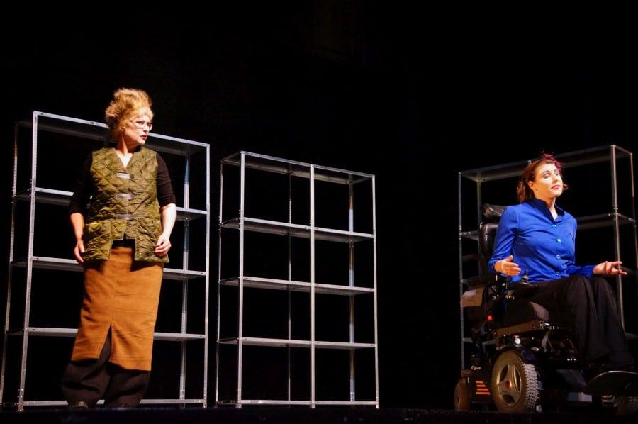 Der gute Mensch von Sezuan Minotauros Kompanie inklusives Theater 008