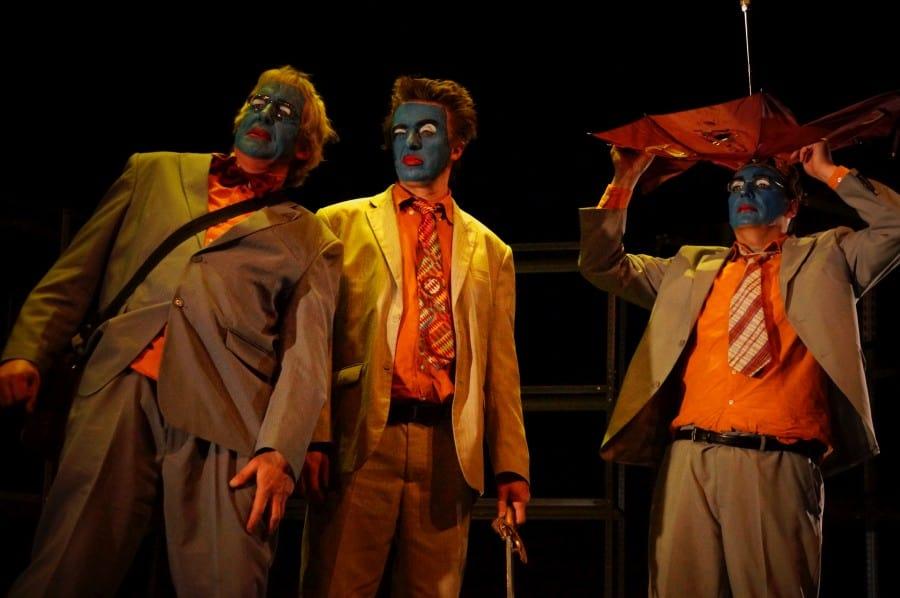 Der gute Mensch von Sezuan Minotauros Kompanie inklusives Theater 010