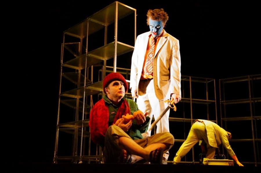Der gute Mensch von Sezuan Minotauros Kompanie inklusives Theater 011