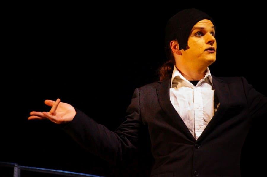 Der gute Mensch von Sezuan Minotauros Kompanie inklusives Theater 015