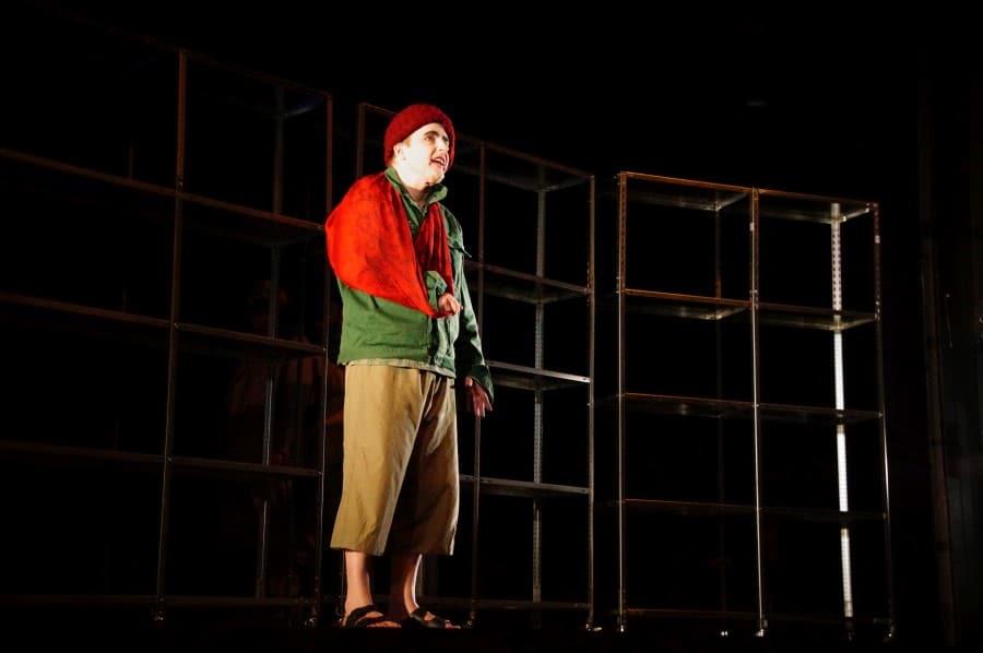 Der gute Mensch von Sezuan Minotauros Kompanie inklusives Theater 016