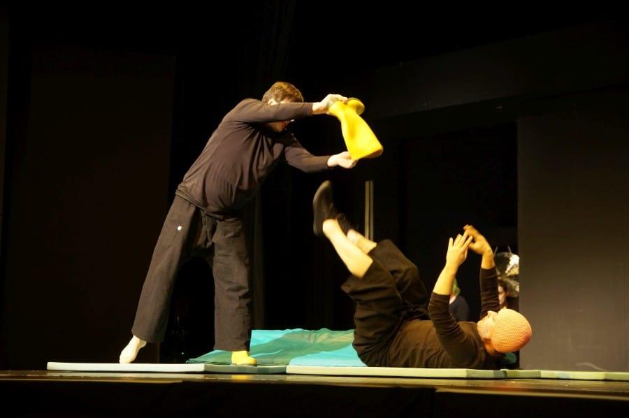 Frage der Perspektive Minotauros Kompanie inklusives Theater Ensemble 0001