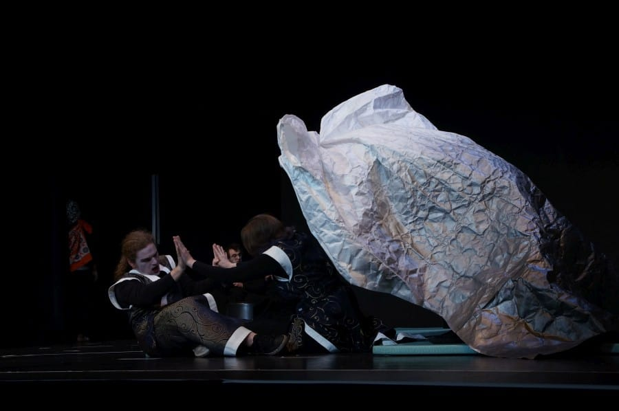 Frage der Perspektive Minotauros Kompanie inklusives Theater Ensemble 0002