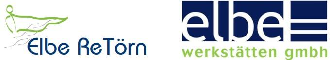 Elbe Retörn + elbe-werkstaetten logo - inklusion - 2021