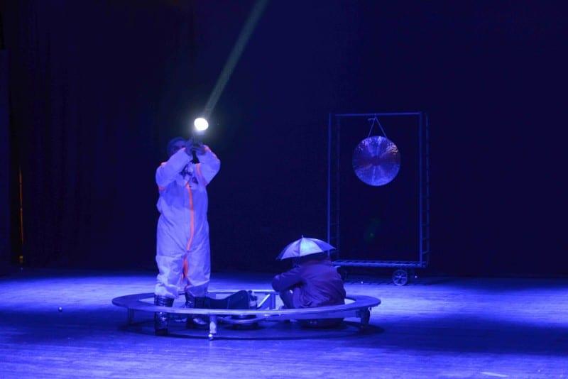 Reise zum Mars - Minotauros Kompanie - inklusives Theater - 002