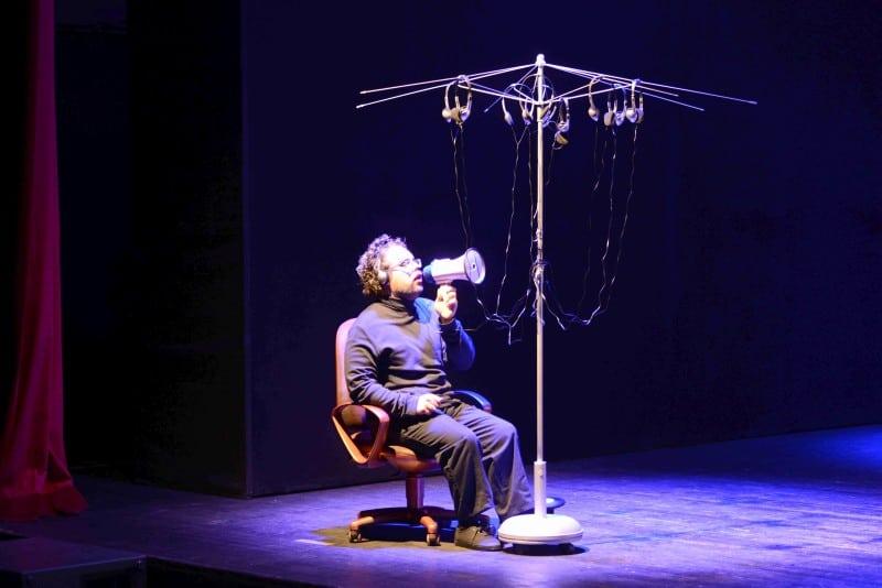 Reise zum Mars - Minotauros Kompanie - inklusives Theater - 008