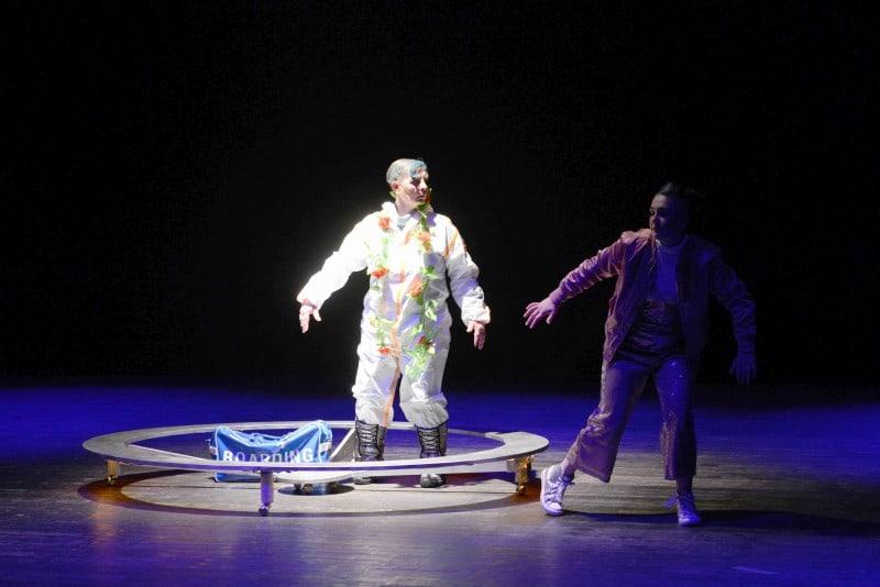 Reise zum Mars - Minotauros Kompanie - inklusives Theater - 009