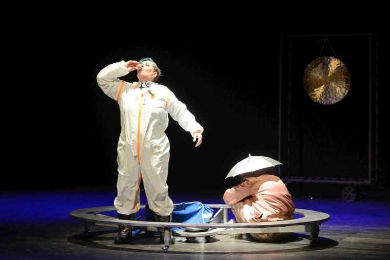Reise zum Mars - Minotauros Kompanie - inklusives Theater - 012