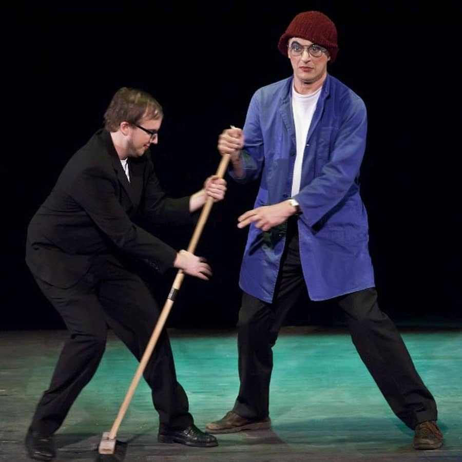 Revue a la Carte Minotauros Kompanie inklusives Theater Ensemble 007