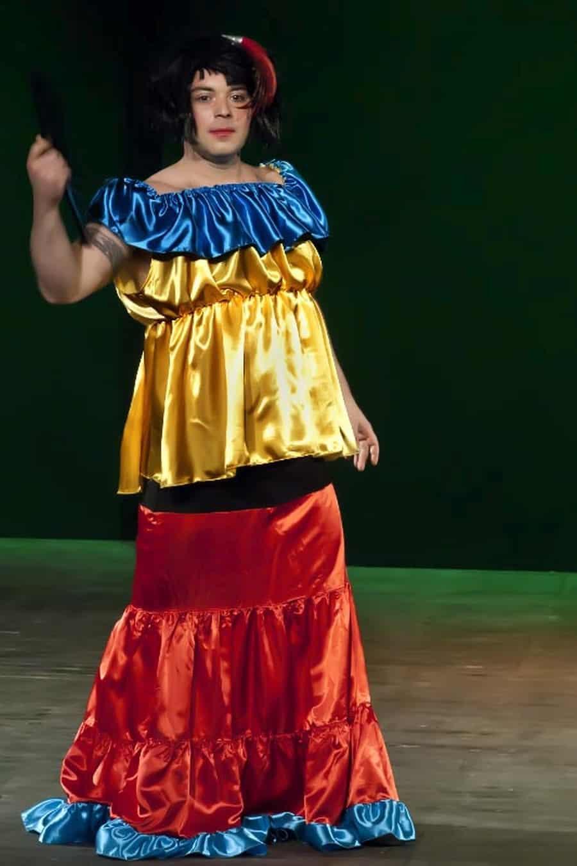 Revue a la Carte Minotauros Kompanie inklusives Theater Ensemble 009