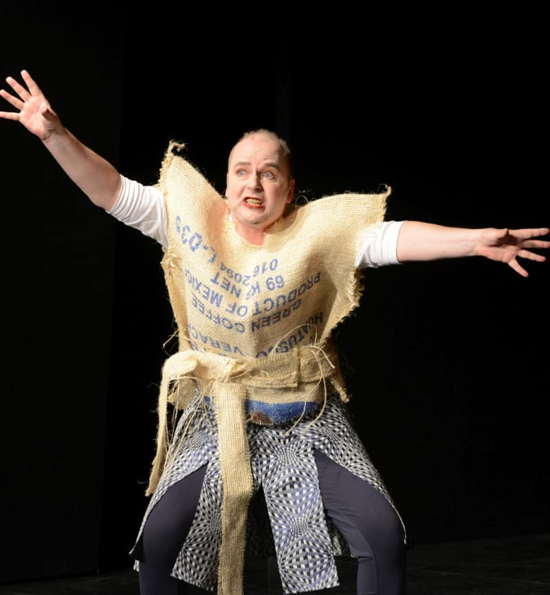 Schauspielerei lernen - Minotauros Kompanie - inklusives Theater-Ensemble