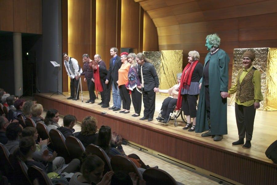 Theater und Inklusion Galerie Minotauros Kompanie inklusives Theater 007