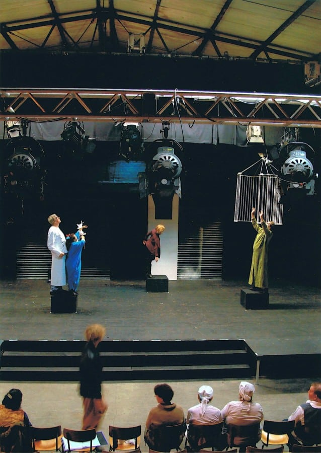 Theater und Inklusion Galerie Minotauros Kompanie inklusives Theater 008