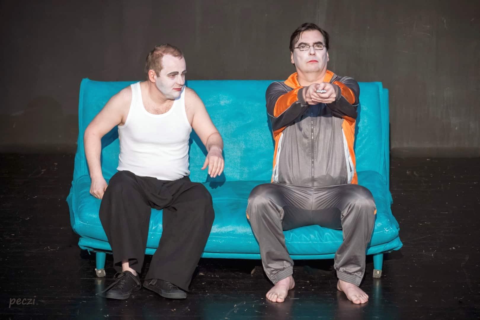 inklusives Theater Hamburg - Minotauros Kompanie