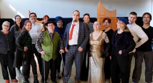 Inklusives Profi-Theater Ensemble MINOTAUROS KOMPANIE